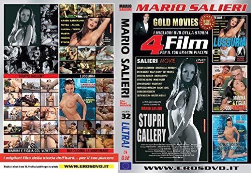 MARIO SALIERI ( 12 FILM - 3 DVD ) Erika Bella, Karem Lancaume, Serena Rinaldi, Dalila, Lea Martini, Selen, Eva Orlowsky, Anita Dark, Anita Blond, Romana Blake
