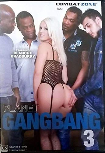 Planet gang bang 3 COMBAT ZONE 52292