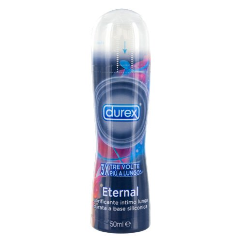 Durex Lubrificante Play Eternal a Base Siliconica